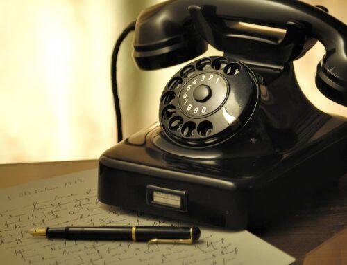 Vi klarer din telemarketing!
